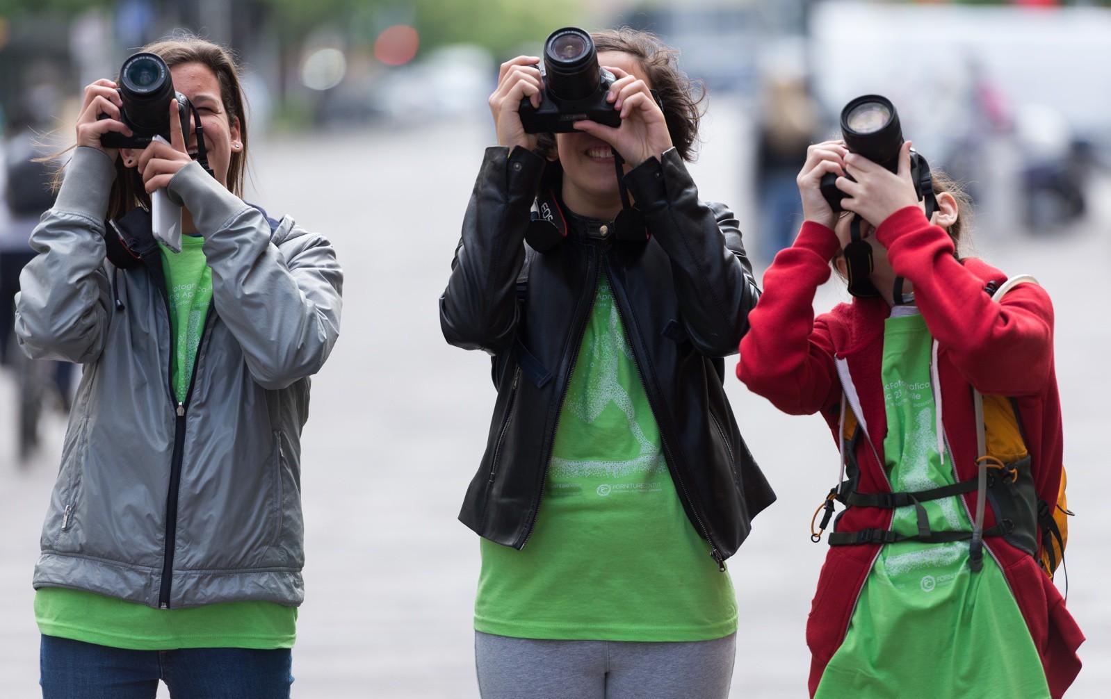 Domenica la Maratona fotografica di Bergamo