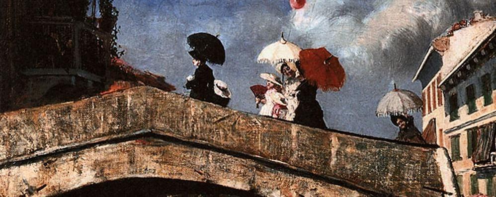 Ottocento in mostra a Lecco con un capolavoro di Segantini
