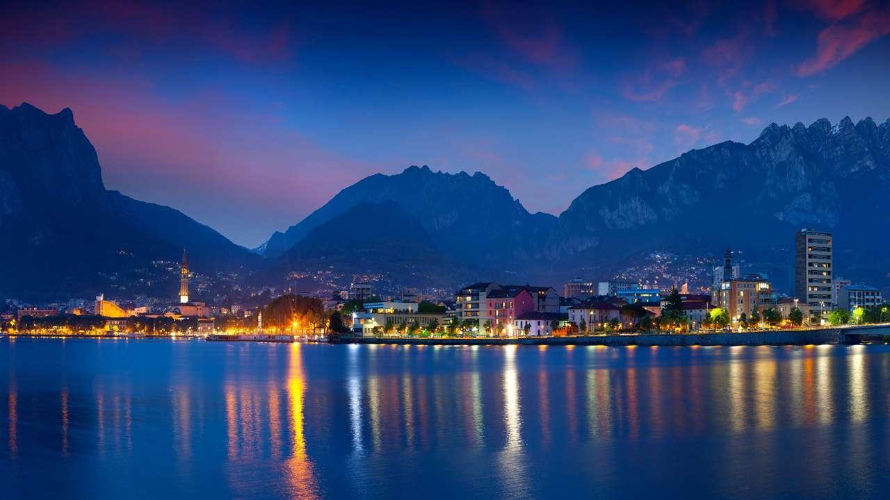 Notte bianca a Lecco