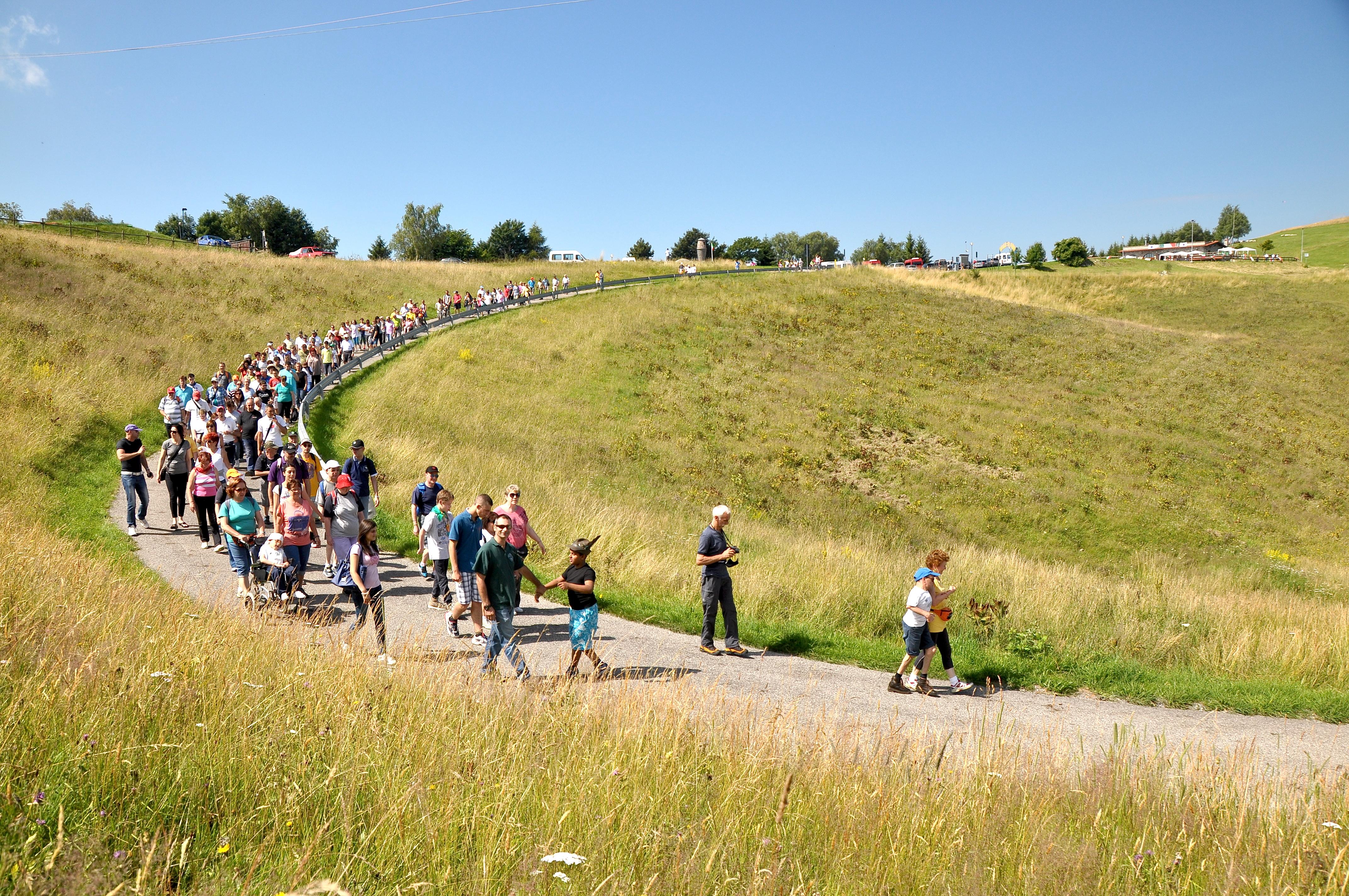 «Cammina Orobie» ai Colli di San Fermo