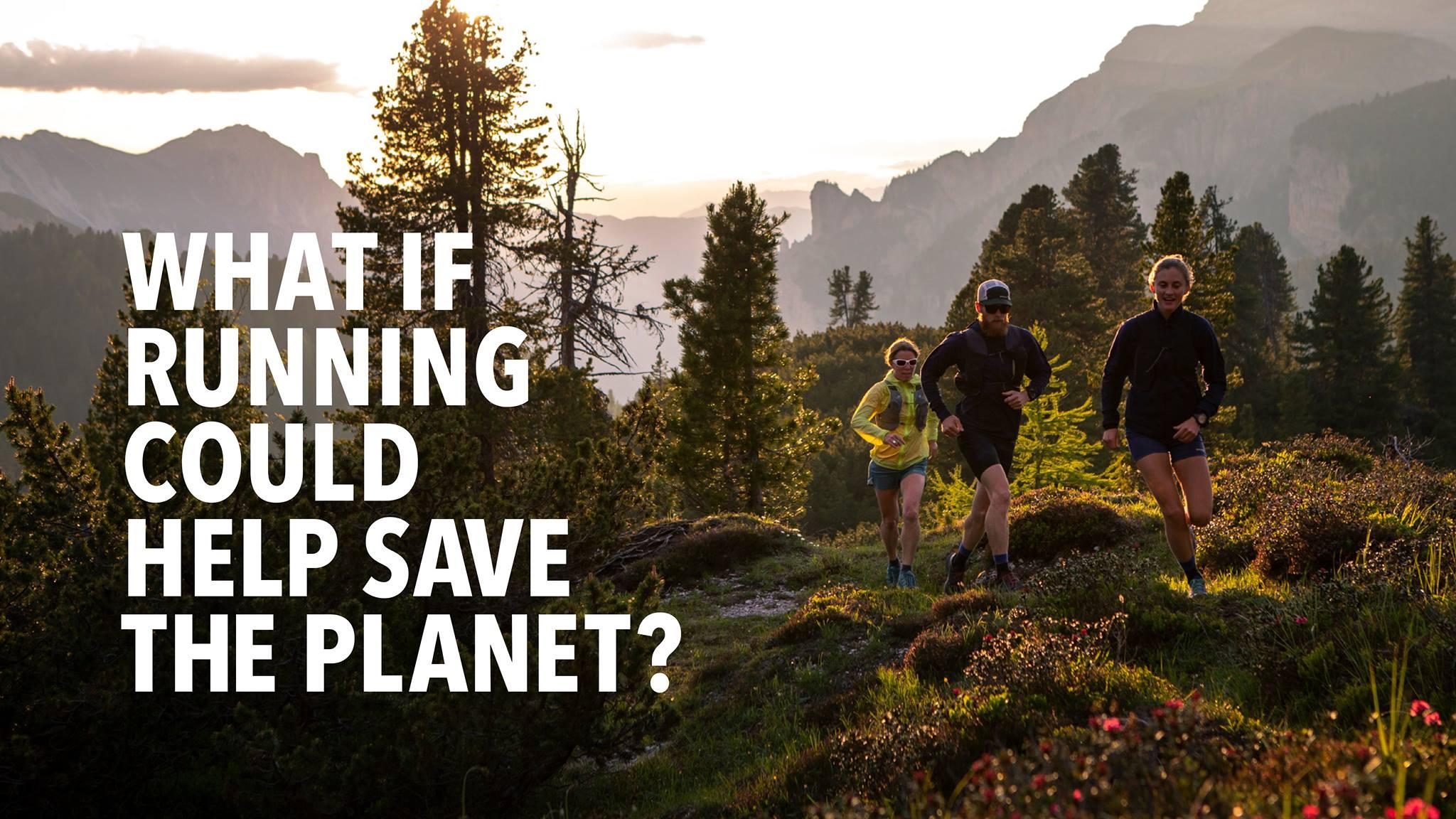 E se con la corsa si potesse contribuire a salvare il pianeta?