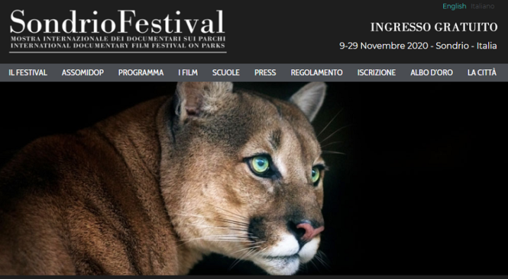 Sondrio Festival, i film fino a sabato