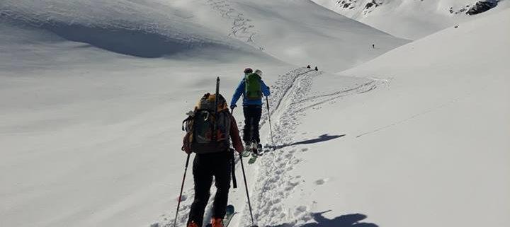 Scialpinismo, corso del Cai di Morbegno