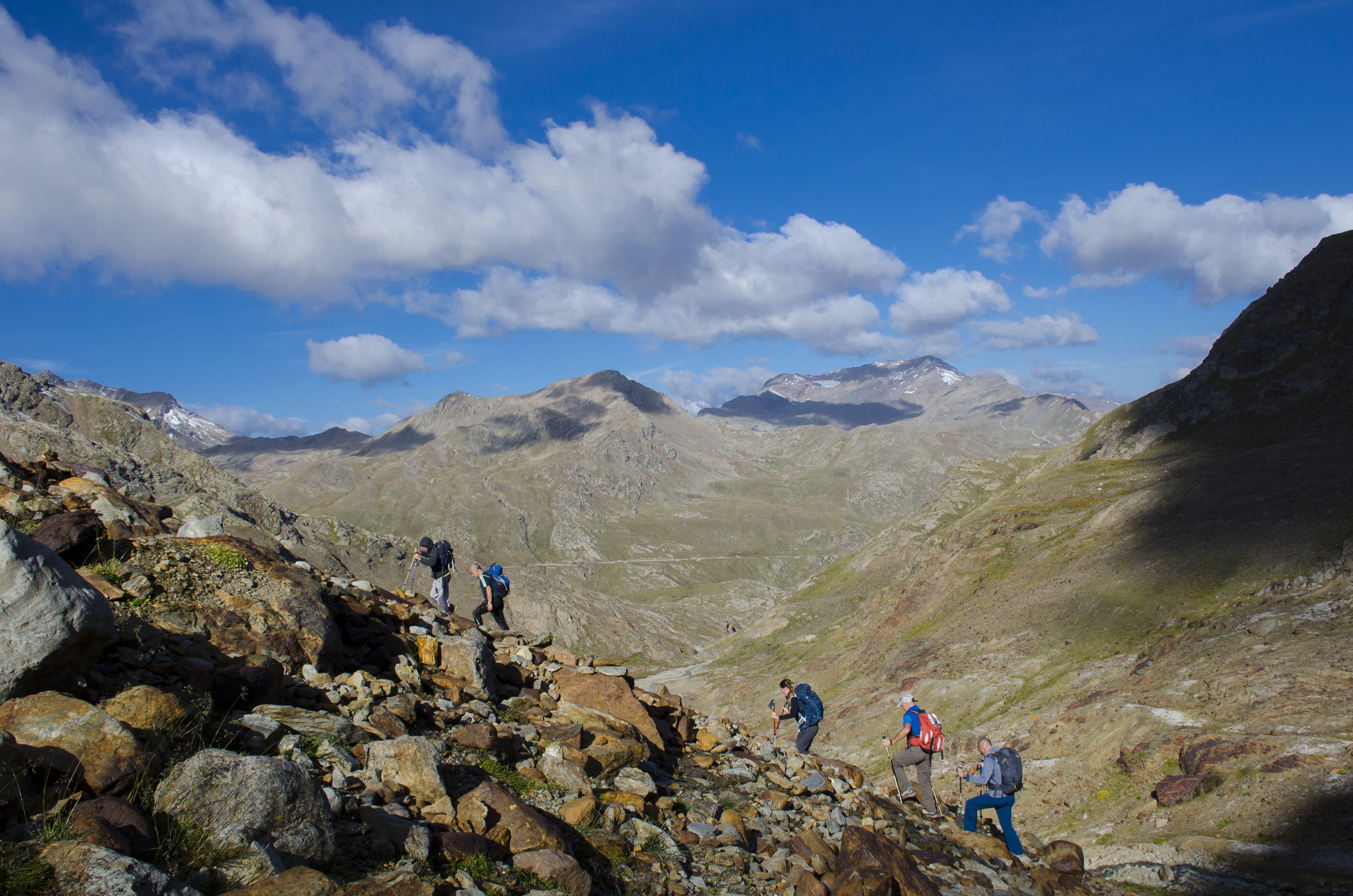 La montagna si rilegge, convegno a Bormio