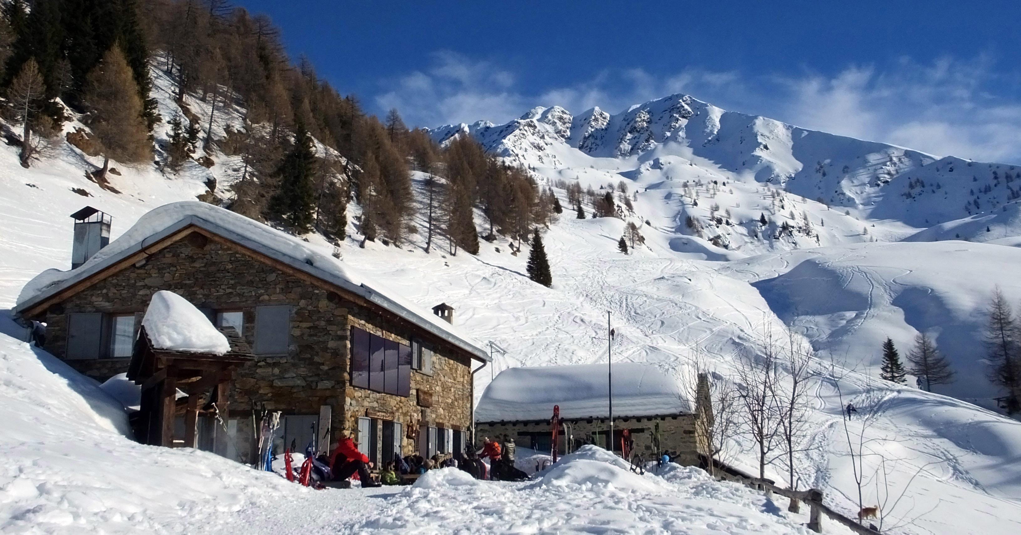Domenica escursione all'Alpe Piazza