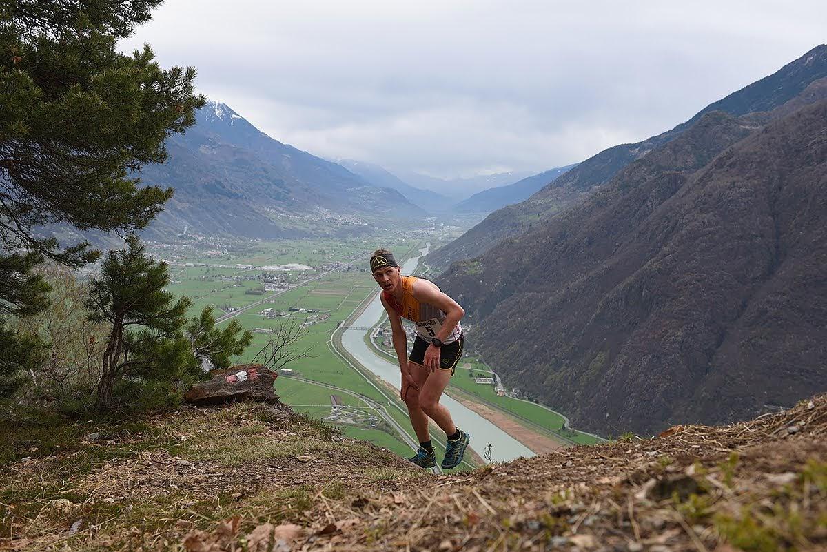 Colmen Trail domenica a Morbegno
