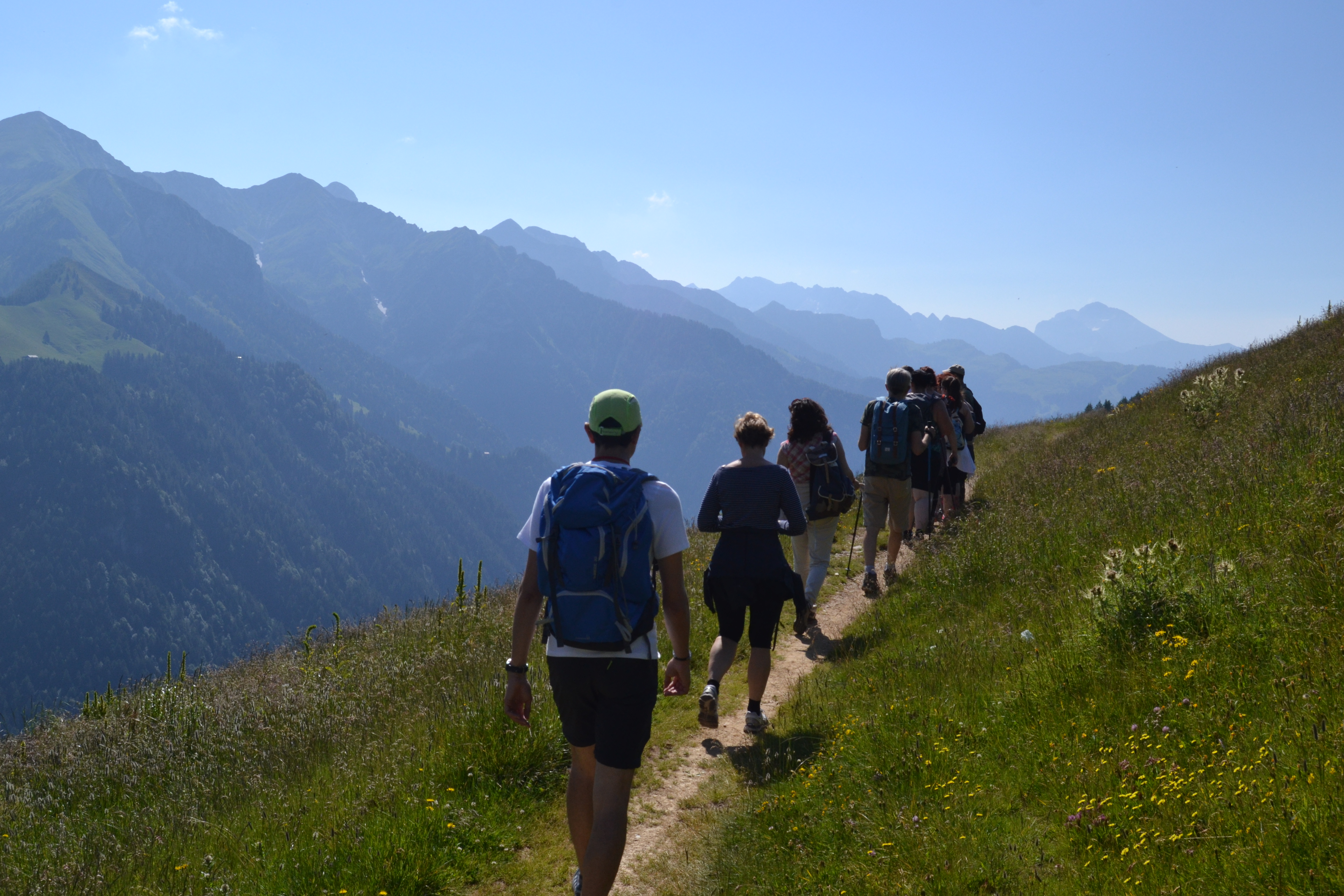 Cheese Trekking in Val Brembana
