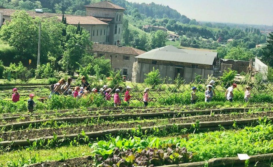 Biodiversità e diritto al cibo nel weekend dell'Orto botanico di Bergamo