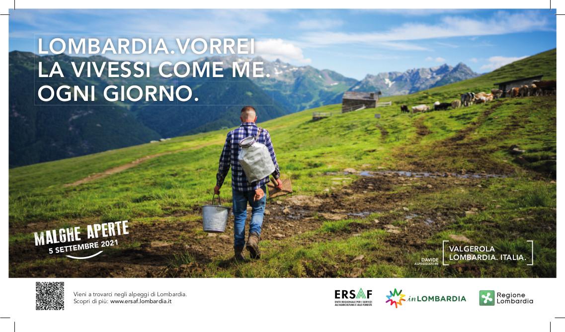 Domenica Malghe aperte in Lombardia