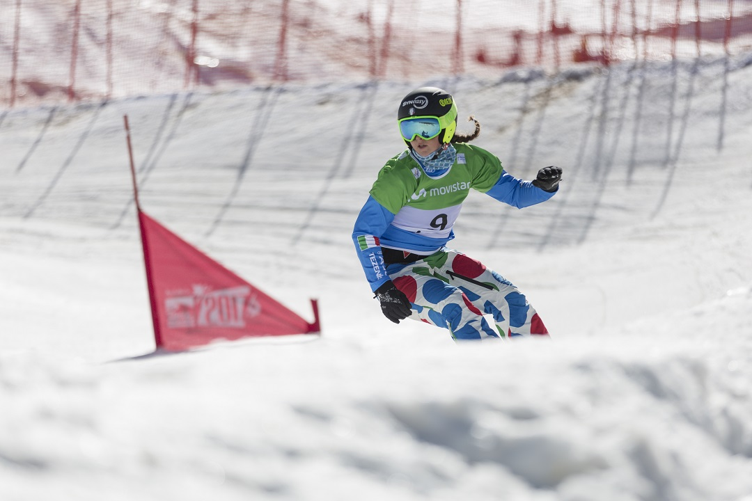 Coppa del mondo di snowboard cross in Valmalenco