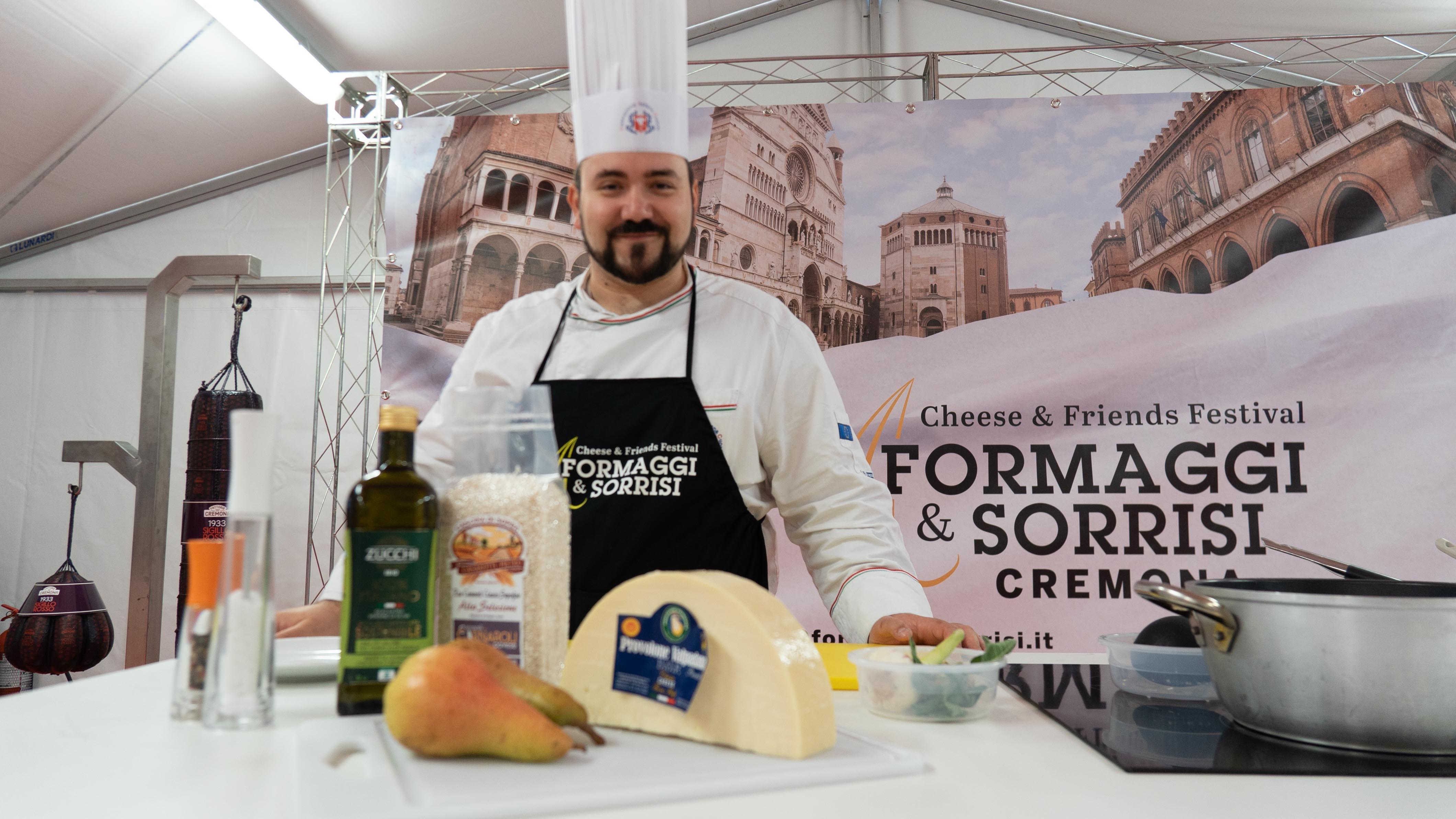 A Cremona va in scena Formaggi & sorrisi