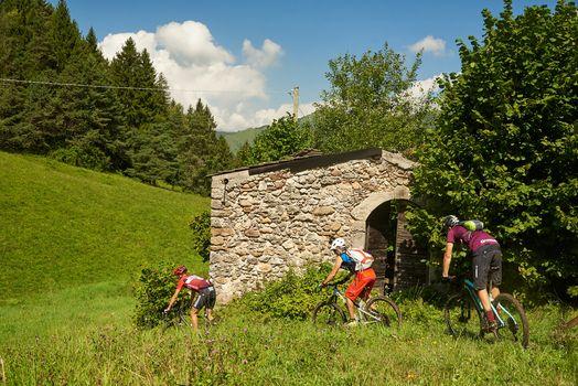 L'altopiano di Clusone in bici