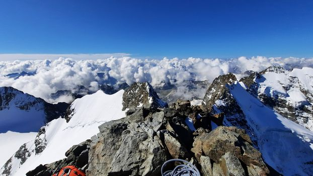 05/06.09.2021: Piz Bernina - Spallagrat (PD+/III)
