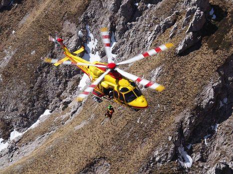 A Bergamo un film sull'attività del Soccorso alpino e speleologico