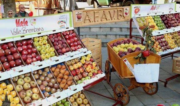 Un weekend per gustare la mela della Valle Brembana