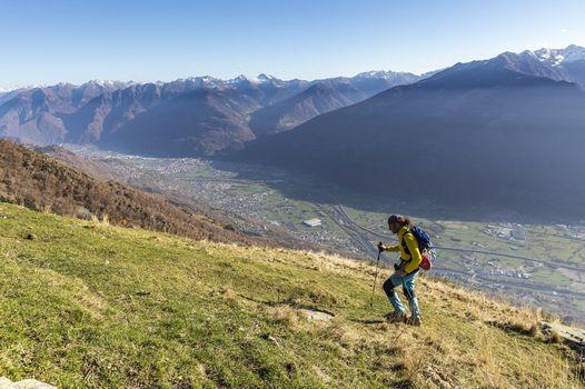 Da Cino al monte Bassetta