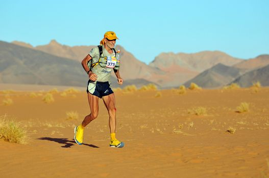 Marco Olmo racconta l'ultra trail a Dalmine