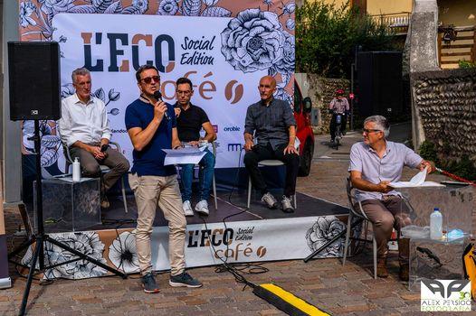 Sport, turismo e solidarietà con L'Eco café