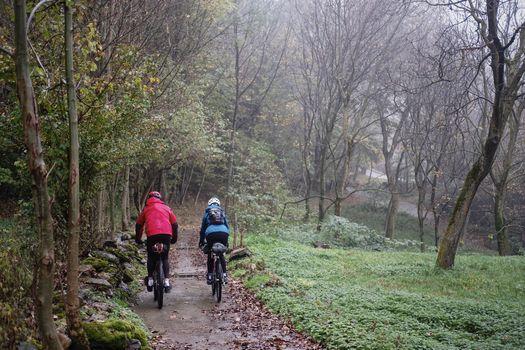 In bici da Ponte di Legno a Iseo