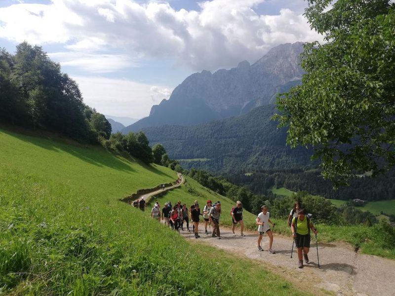 Ad agosto 13 escursioni gratuite con le guide alpine