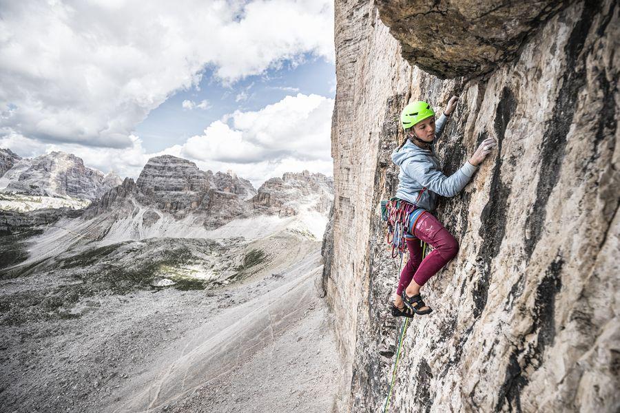 Concorso Salewa: vinci un weekend di arrampicata