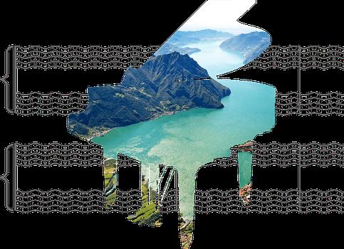 Onde musicali sul lago d'Iseo