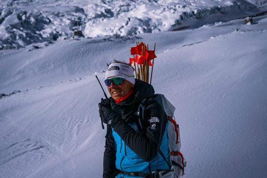 Simone Moro, finita la spedizione al Manaslu