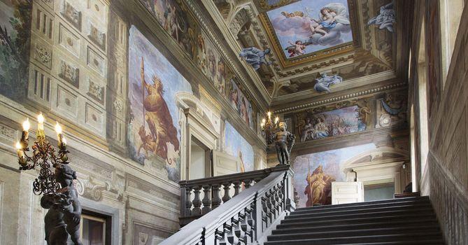 Palazzo Moroni, riapre al pubblico il piano nobile