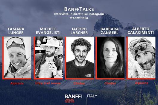 Con Banff Italia quattro lunedì con le emozioni dell'outdoor