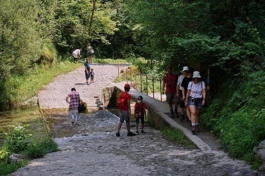Attivo il pass in Valvertova