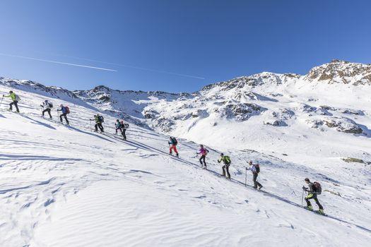 Le valli di Tartano per gli scialpinisti