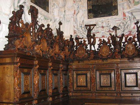 Alzano Lombardo, la meraviglia delle sagrestie