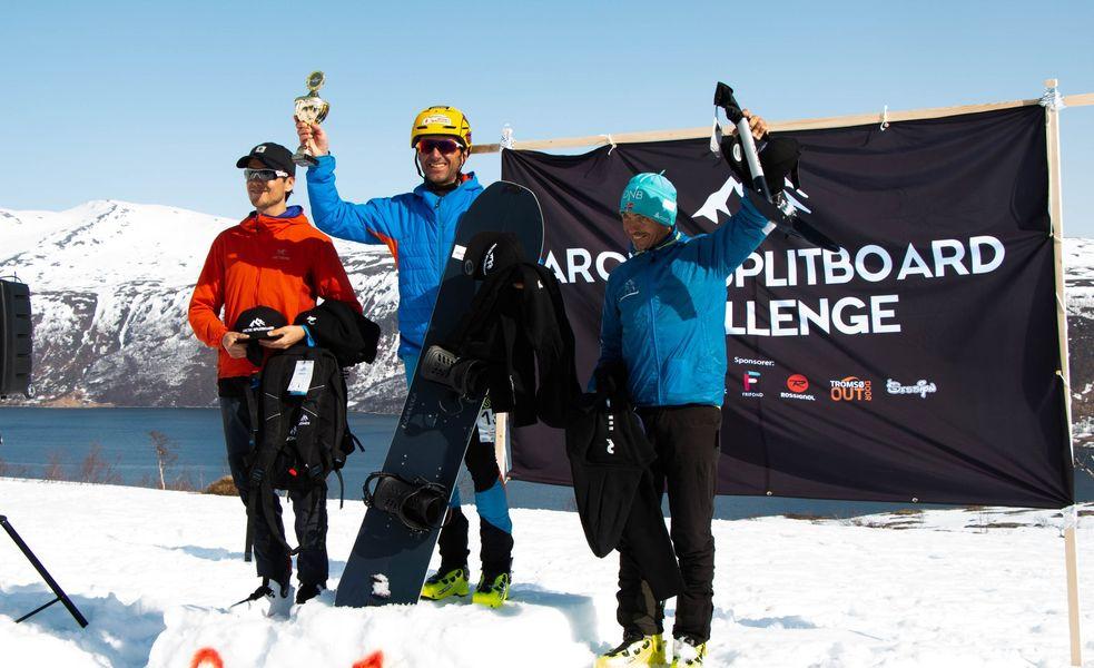 Vittoria in Norvegia per Cesare Pisoni