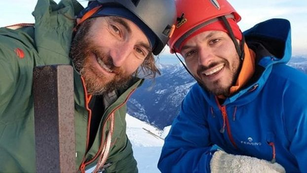 Gasherbrum VII, una cordata di generosità per salvare Francesco Cassardo
