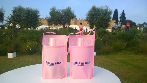 Tre giorni di vini rosati da tutta Italia a Moniga del Garda