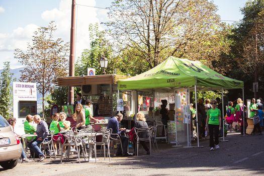 Almè, anche Orobie a «L'Eco café»