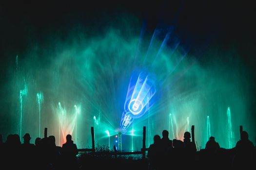Musica, spettacoli e magie d'acqua al Water music festival di Ponte di Legno