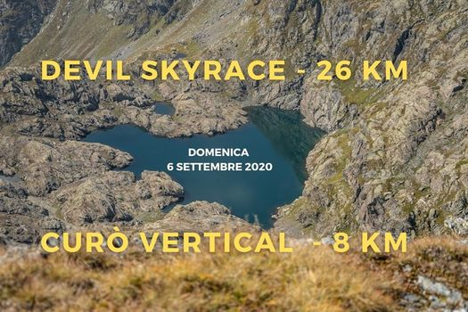 Devil Skyrace e Curò Vertical