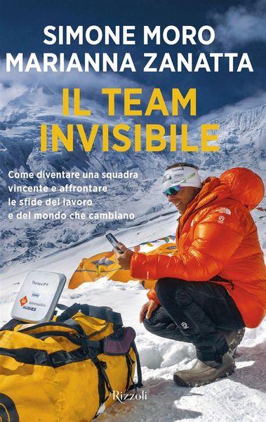 Il team invisibile di Simone Moro e Marianna Zanatta