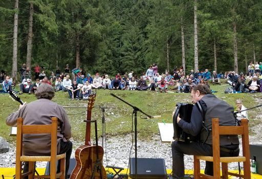 Il Landscape Festival guarda alla montagna