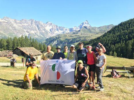 Lombardia protagonista del sentiero Italia Cai