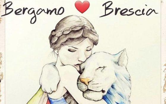 E' ufficiale: Bergamo e Brescia Capitali della Cultura