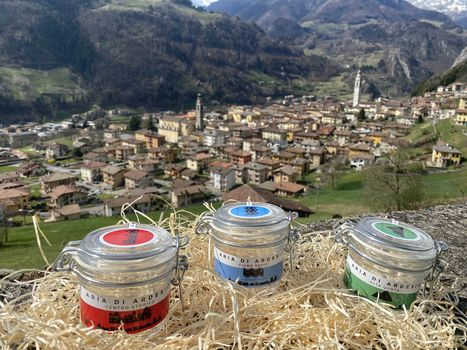 L'aria di Ardesio in un barattolo: souvenir per promuovere il territorio