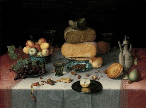 Cena come una volta al monastero di Torba