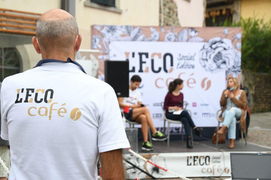 L'Eco Cafè alla Festa dell'Inclusione di Calusco d'Adda