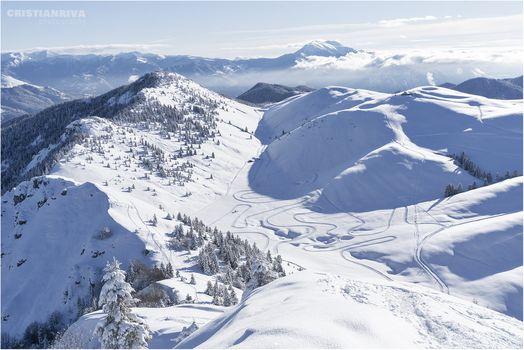 Il grande freddo sul monte Farno