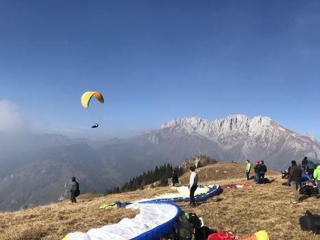 A settembre Hike&Fly Presolana 2020