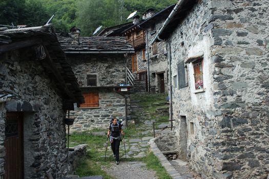 Domenica escursione a Maslana