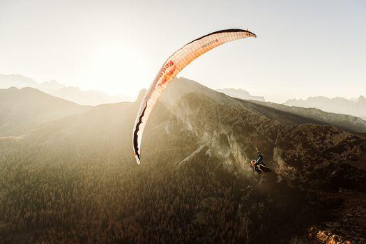 Salewa Ironfly, sfida tra terra e cielo