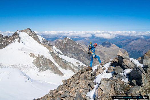 Tamara Lunger, viaggio tra le cime più alte d'Italia. La tappa lombarda